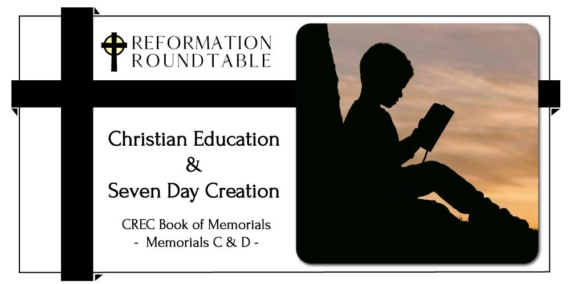 christian education and 7-day creation